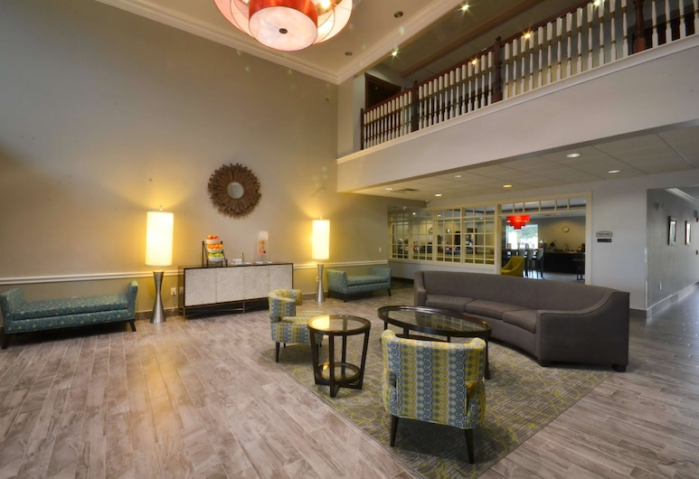 Best Western Galleria Inn & Suites, Houston, Lobby