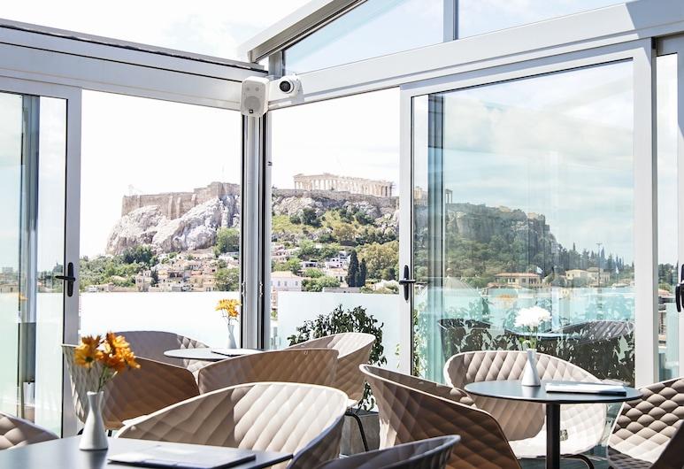 Athens Cypria Hotel, Αθήνα, Αίθριο/βεράντα