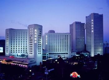 北京、北京 ランドマーク ホテル (北京亮马河大厦)の写真