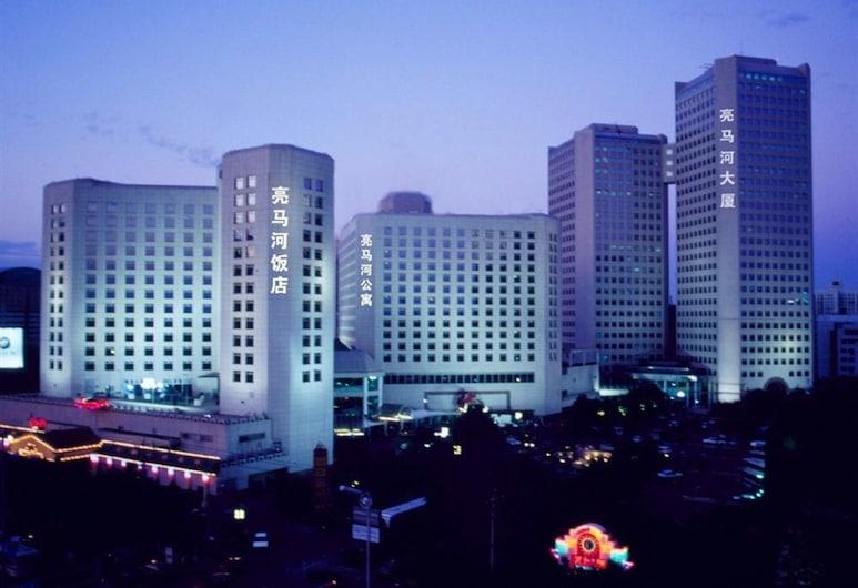 北京亮馬河大廈, 北京市