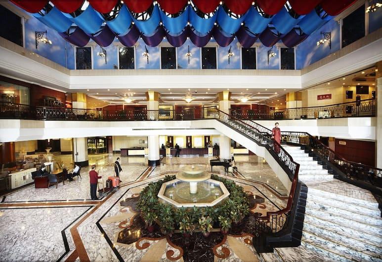 Prime Hotel Beijing Wangfujing, Beijing, Lobby