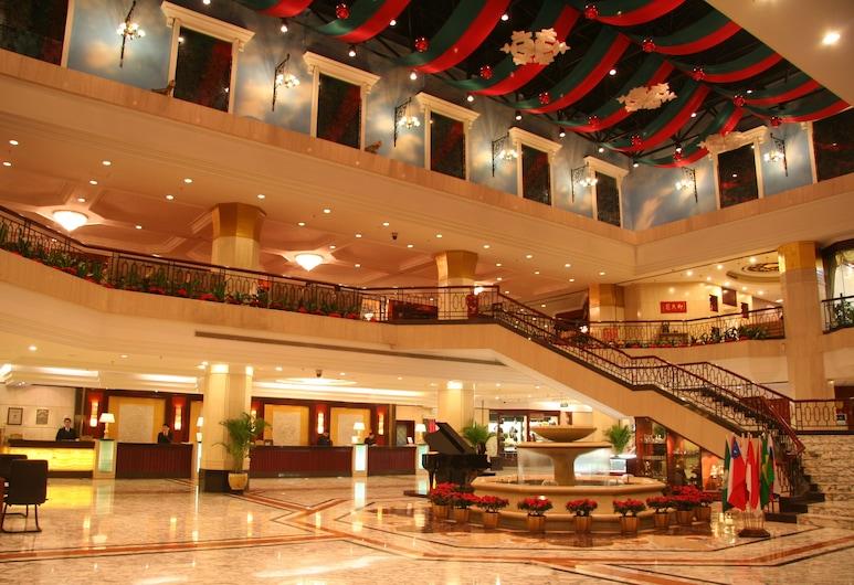 Prime Hotel Beijing Wangfujing, Beijing, Inngangsparti