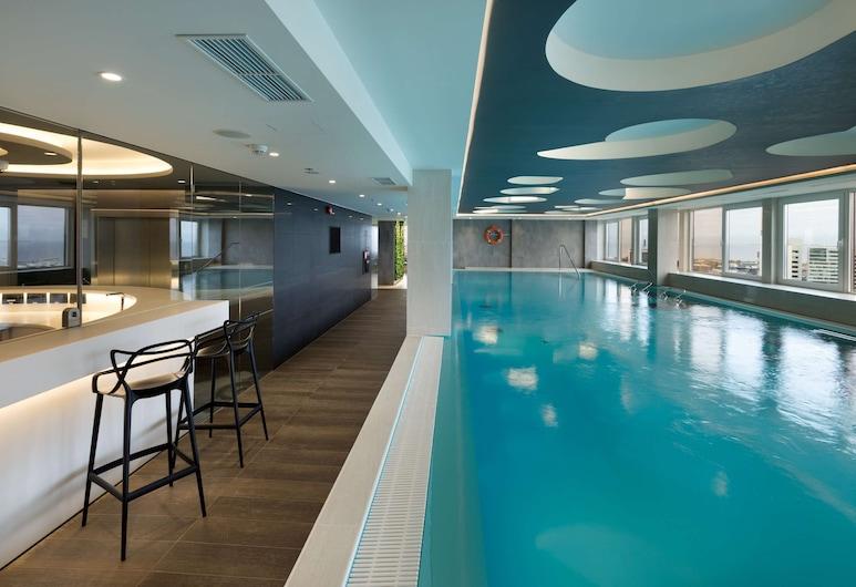 Radisson Blu Hotel Olumpia, Tallinn, Indoor Pool