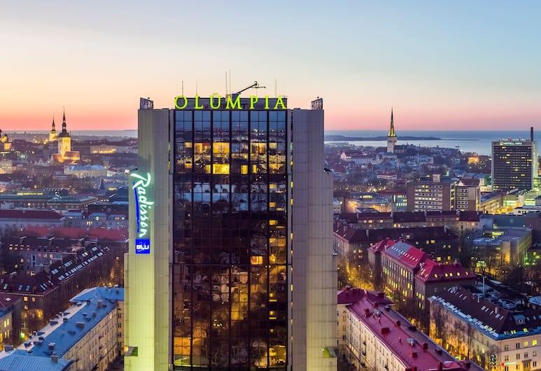 Radisson Blu Hotel Olumpia, Tallinn, Utvendig