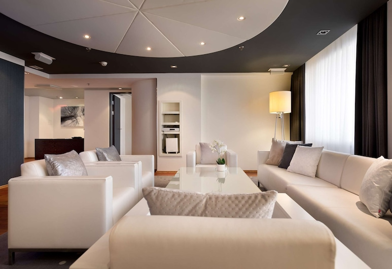 Radisson Blu Hotel Olumpia, ทาลลินน์, ห้องสวีท, ห้องพัก