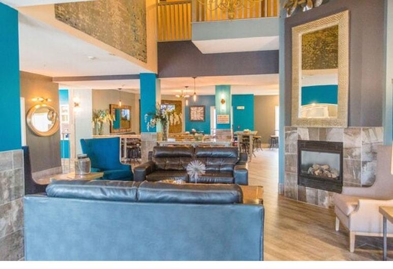 River Hills Hotel, Mankato, Recepción