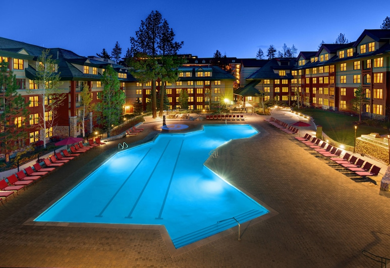 Marriott's Timber Lodge, South Lake Tahoe, Outdoor Pool