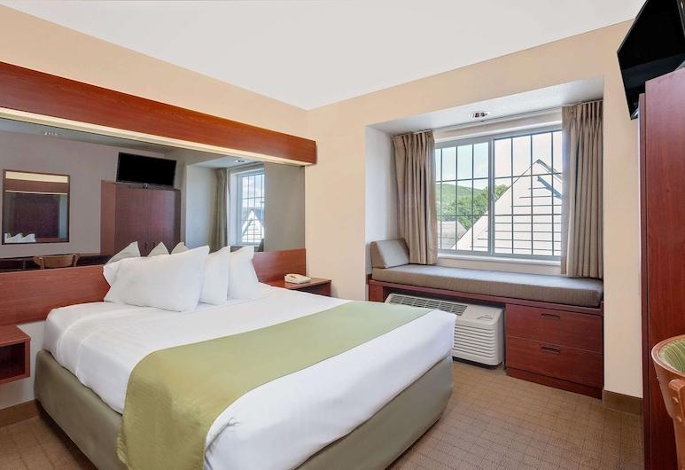Microtel Inn & Suites by Wyndham Wellsville, Веллсвілль, Номер, 1 ліжко «квін-сайз», для некурців, Номер
