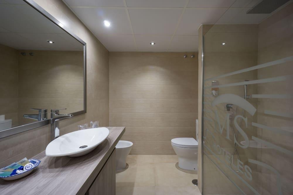 Suite, terraza (2 Adults + 1 Child) - ห้องน้ำ