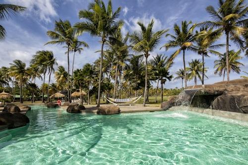 棕櫚島全包渡假村/
