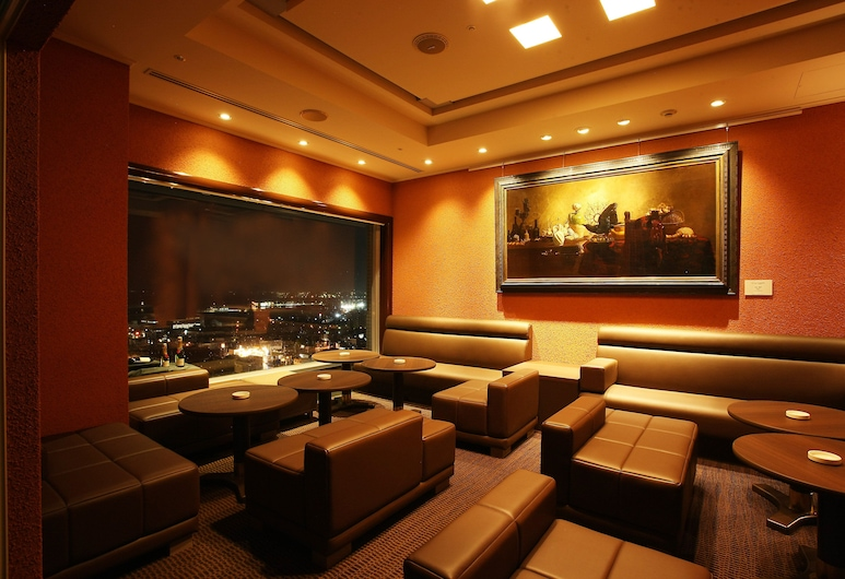 Crowne Plaza ANA Kushiro, Kushiro, Hotelový bar