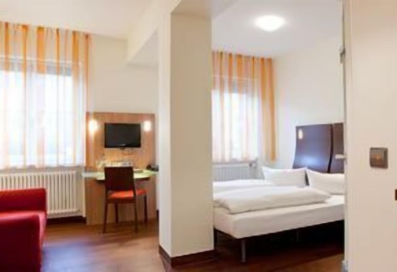 TOP KHR Stadthotel, Friburgo de Brisgovia, Sala de estar