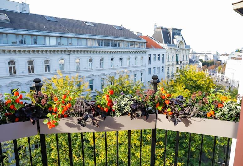 蒂羅爾酒店, 維也納, 開放式客房, 客房