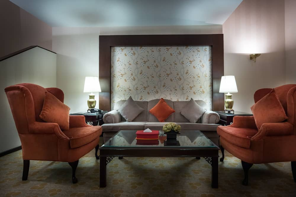 套房, 2 間臥室 - 客廳
