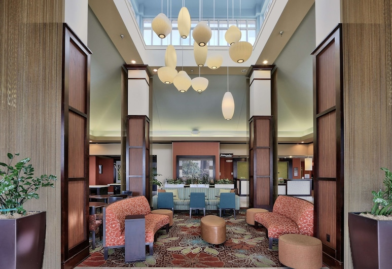 Hilton Garden Inn Albuquerque Airport, Albuquerque, Lobby