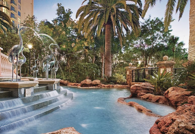 JW Marriott Orlando Grande Lakes, Orlando, Fountain