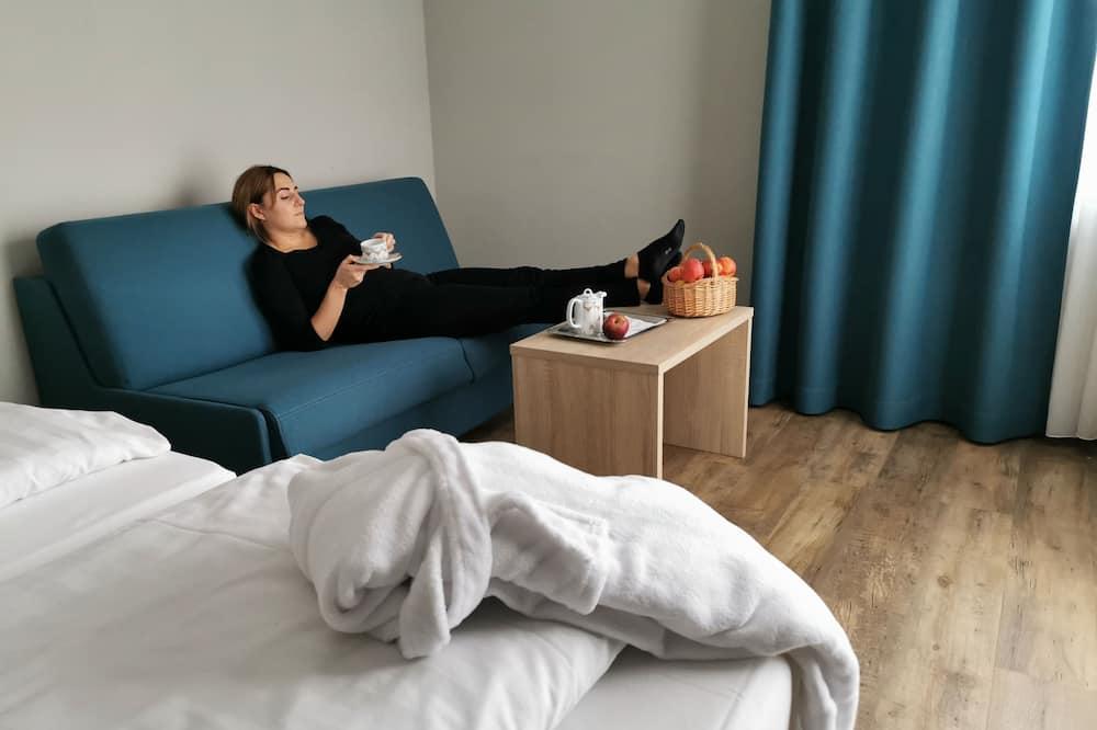 Izba typu Comfort - Obývacie priestory