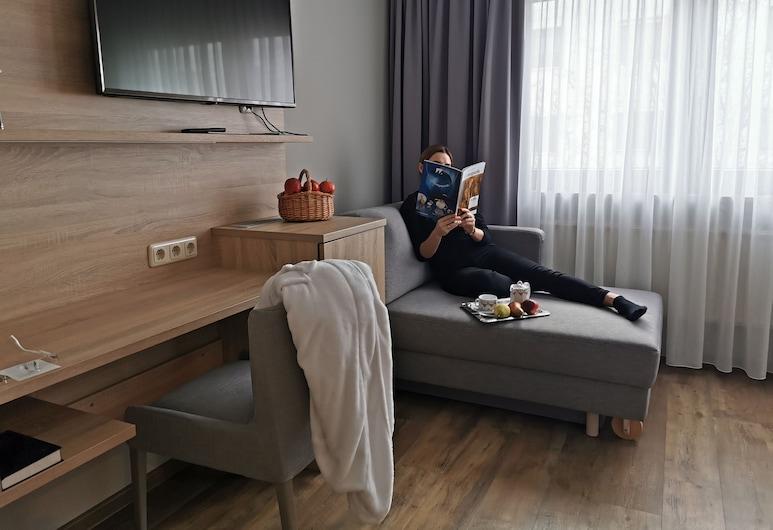 Hotel Cristal, Núremberg, Habitación Confort, Habitación