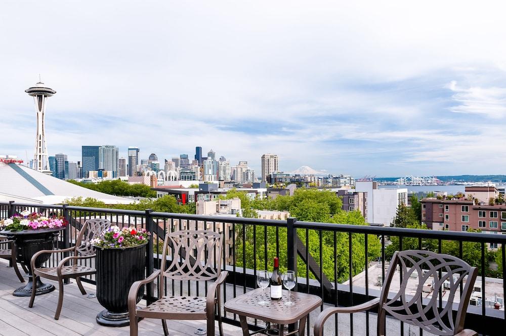 Mediterranean Inn Seattle