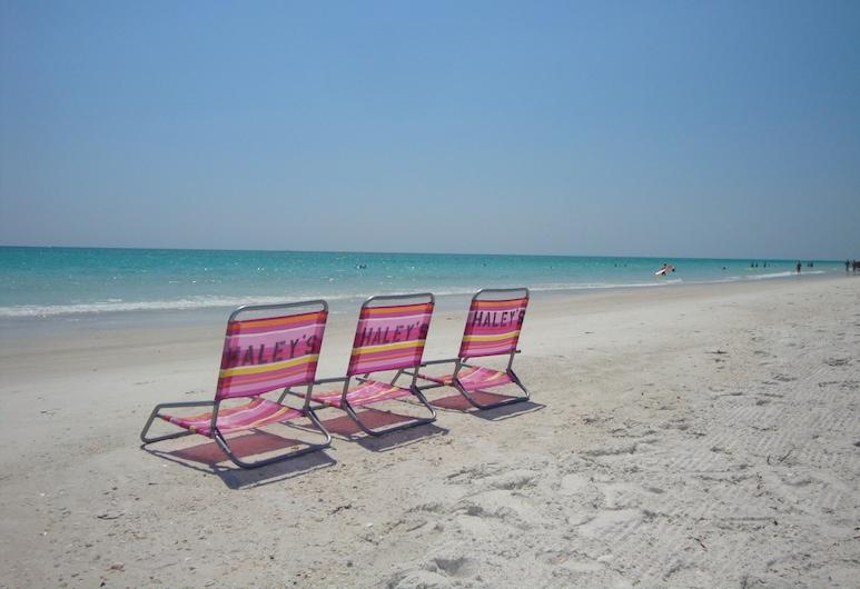Haley's Couples Retreat, Holmes Beach, Plaża