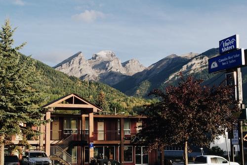 加拿大弗尼最佳價值套房酒店/