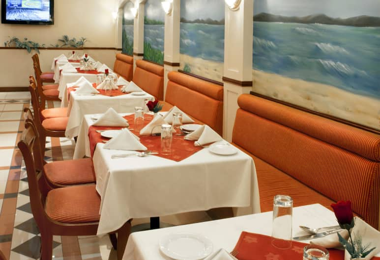 Landmark Hotel, Dubajus, Restoranas