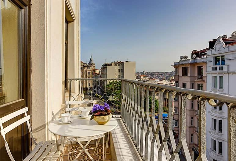 Galata Antique Hotel - Special Class, Istanbul, Balcon