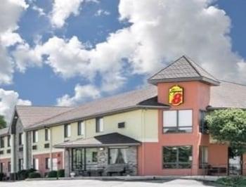 托利多愛荷華托萊多速 8 酒店的圖片