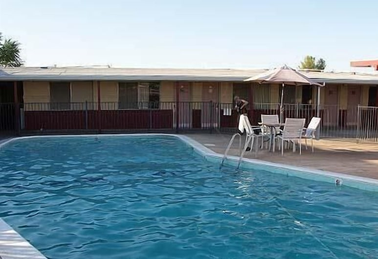 Gateway Inn, Red Bluff, Outdoor Pool