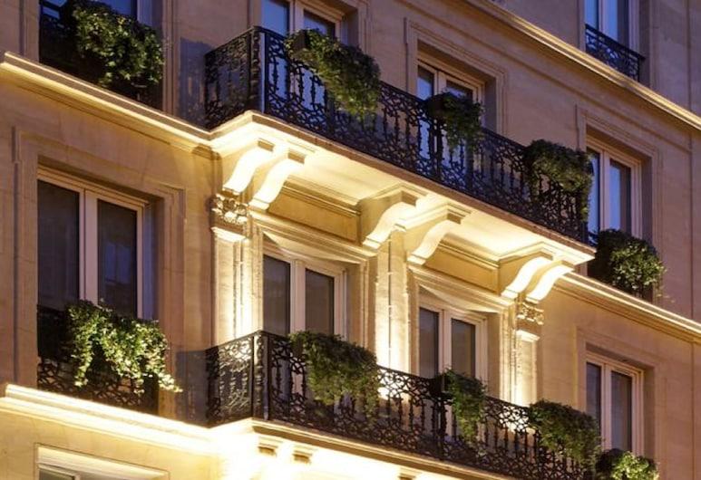 Hotel Diva Opéra, Paris, Hotel Front