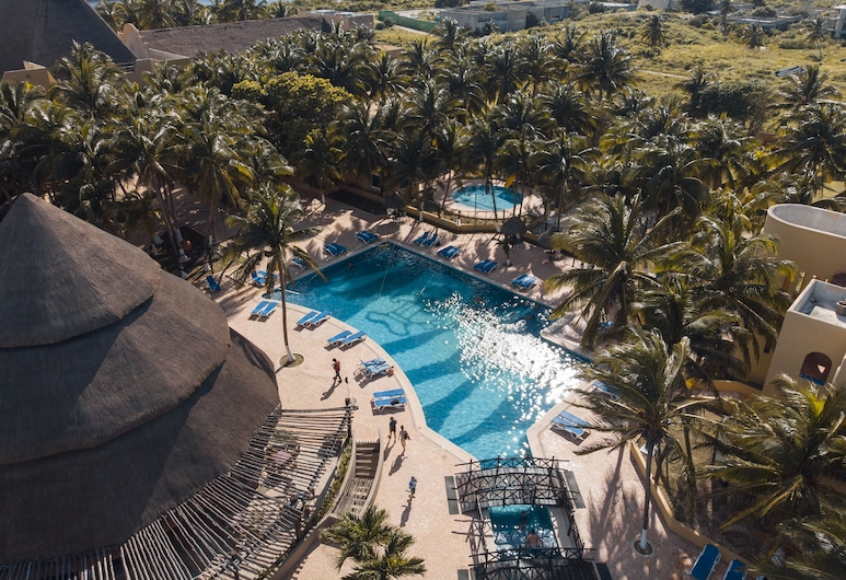 Reef Yucatan All Inclusive Hotel and Convention Center, Telchac Puerto, Vanjski bazen