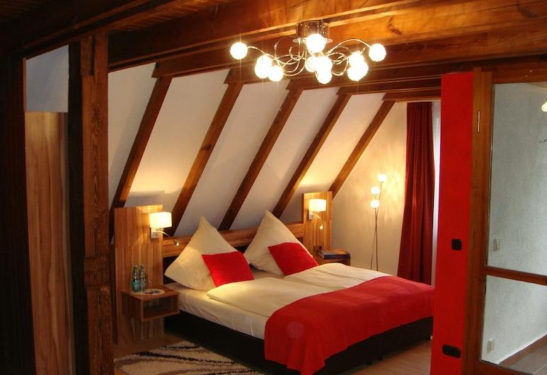Hotel Smart-Inn, Erlangen, Comfort Apartment with Private Bathroom for 4 people, Habitación