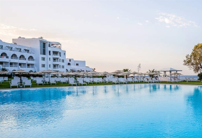 Le Sultan, Hammamet, View from Hotel
