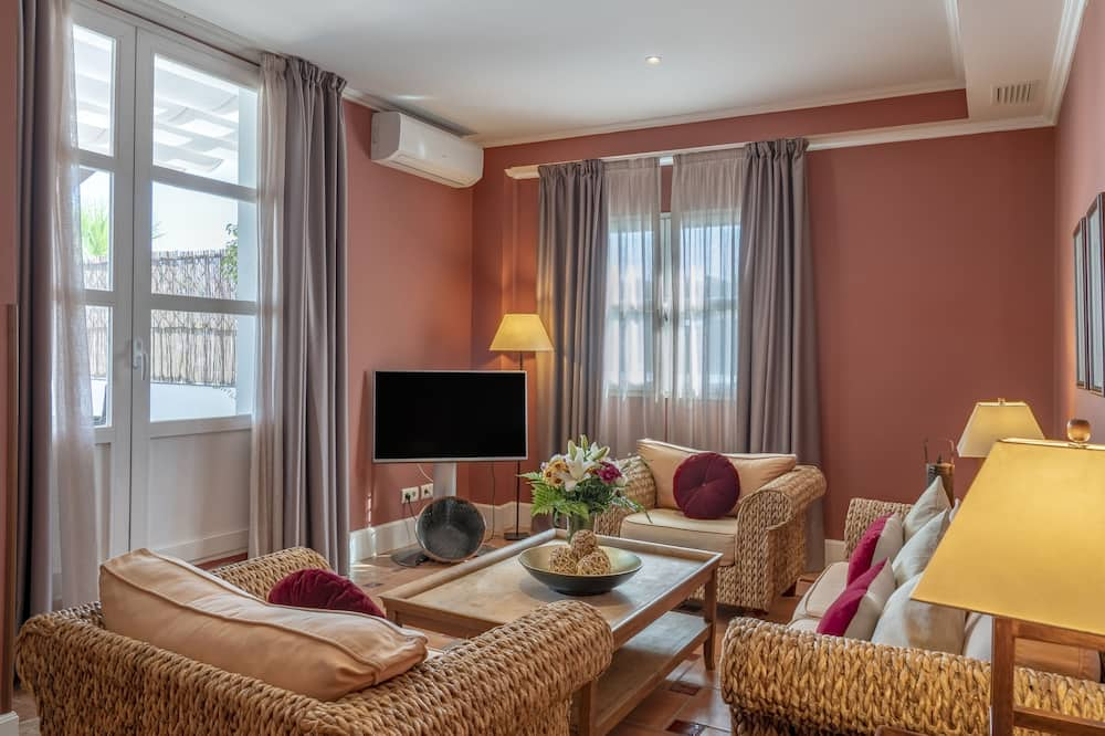Suite Mirador - Living Room