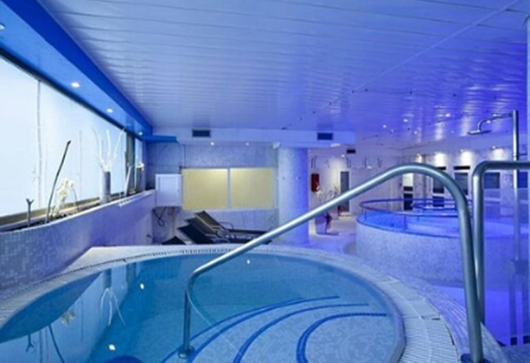 Olympia Hotel Events & Spa, Alboraya, Zaplecze fitness