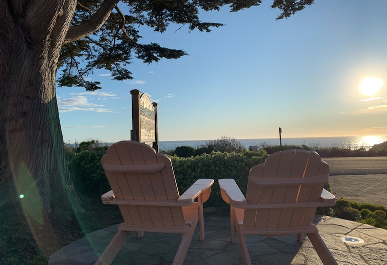 Sea Otter Inn, Cambria, View from Hotel