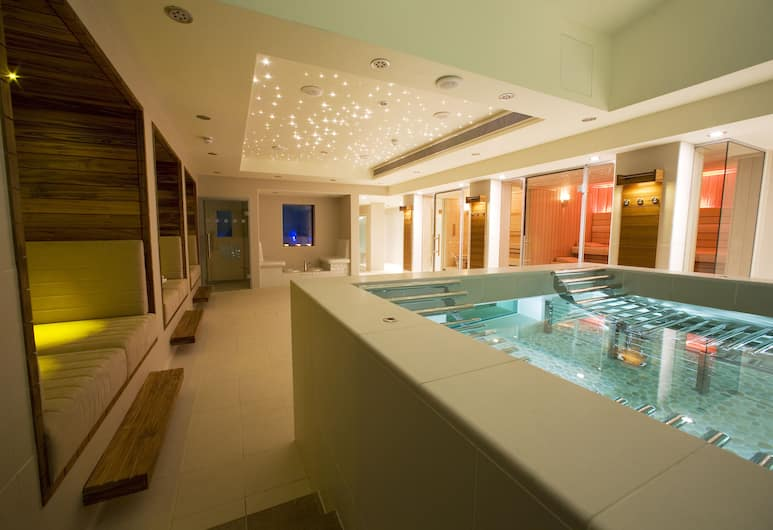 K West Hotel & Spa, London, Bubbelpool inomhus