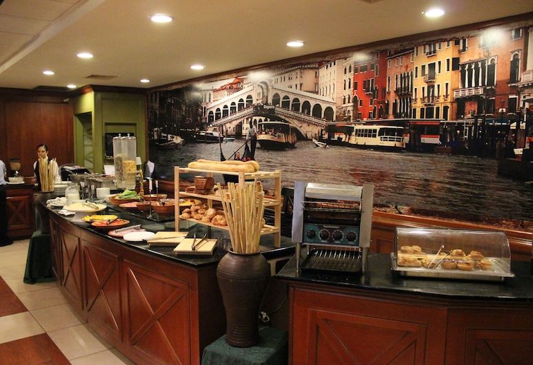 Hotel Stofella Guatemala, Guatemala-Stadt, Frühstücksbereich