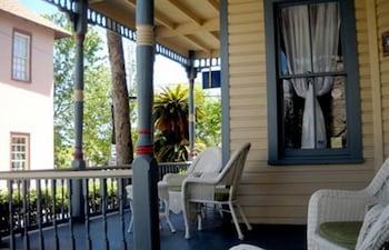 聖奧古斯汀維多利亞式渡假屋的圖片