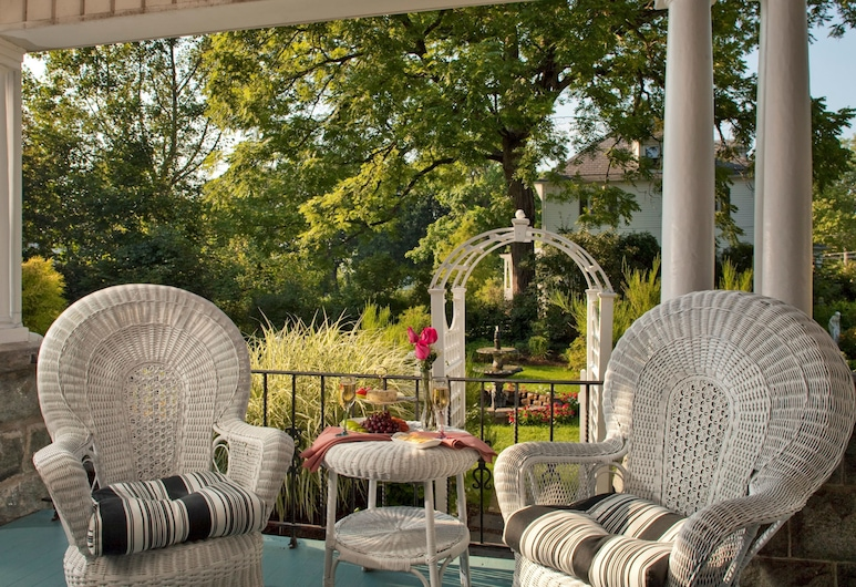 Whistling Swan Inn, Stanhope, Terrace/Patio