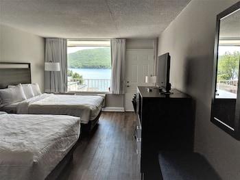 Fotografia do Lakefront Terrace Resort em Lake George