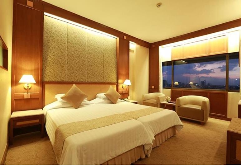 아시아 호텔 방콕, 방콕, 프리미어 트리플룸, 객실