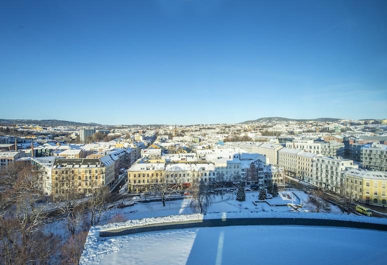 Anker Hotel, Oslo, Výhľad z výšky