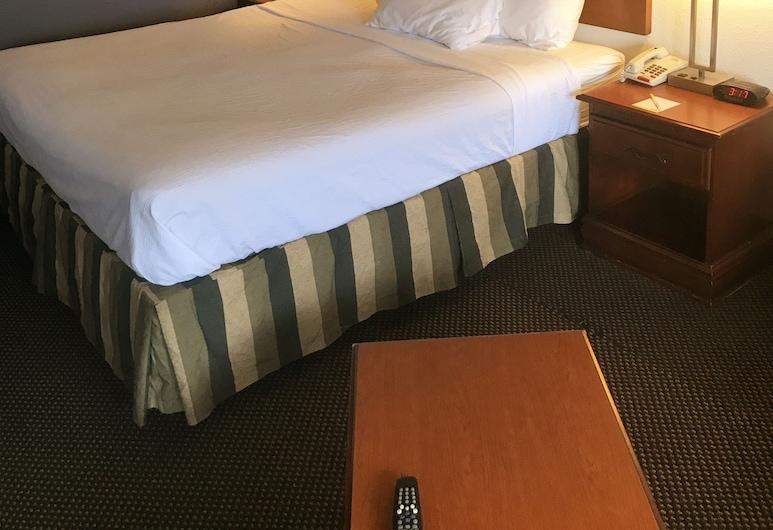 Days Inn & Suites by Wyndham Mobile, Мобайл, Номер, 1 ліжко «кінг-сайз», обладнано для інвалідів, Номер
