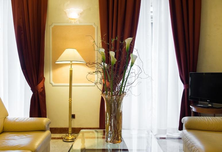 Strozzi Palace Hotel, Firenze, Oleskelualue