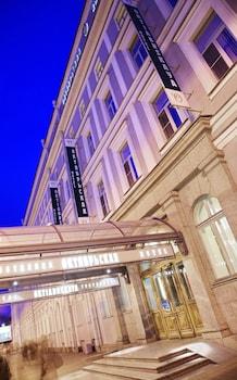 St. Petersburg bölgesindeki Oktiabrskaya Hotel resmi