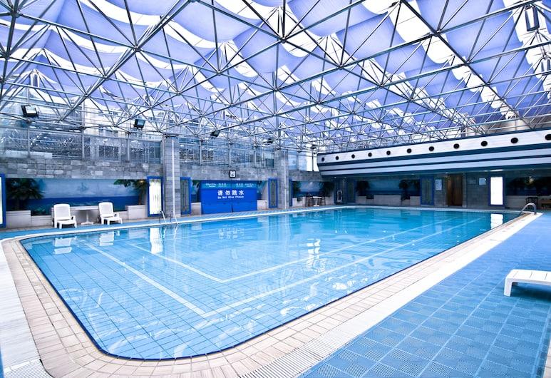 Tong Mao Hotel - Pudong Shanghai, Shanghai, Binnenzwembad