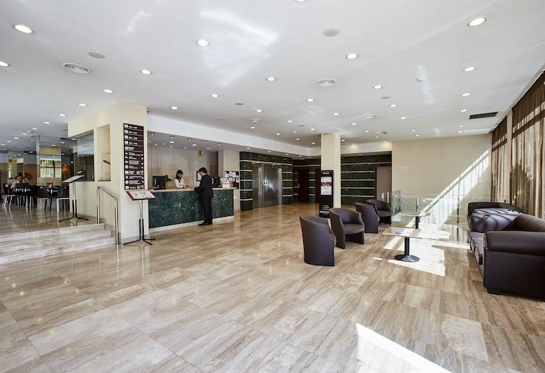 Hotel HCC Ciutat De Berga, Berga, Lobby Sitting Area