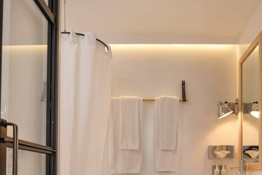 Penthouse, Terrace - Bathroom