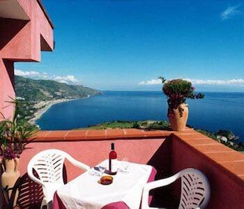 Bild vom Hotel La Pensione Svizzera in Taormina
